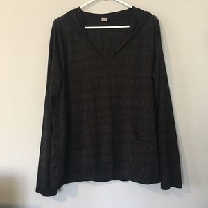 [Maurices] inMotion Cutout Hoodie